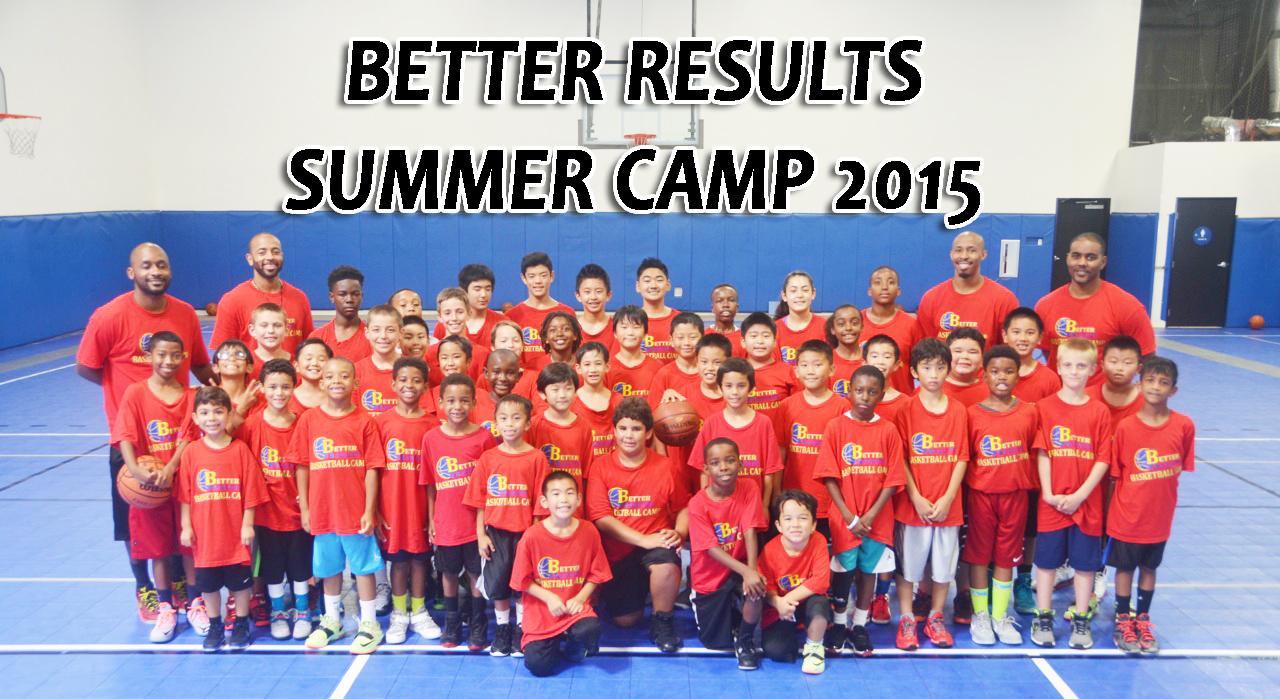 BETTER RESULTS CAMP 2015