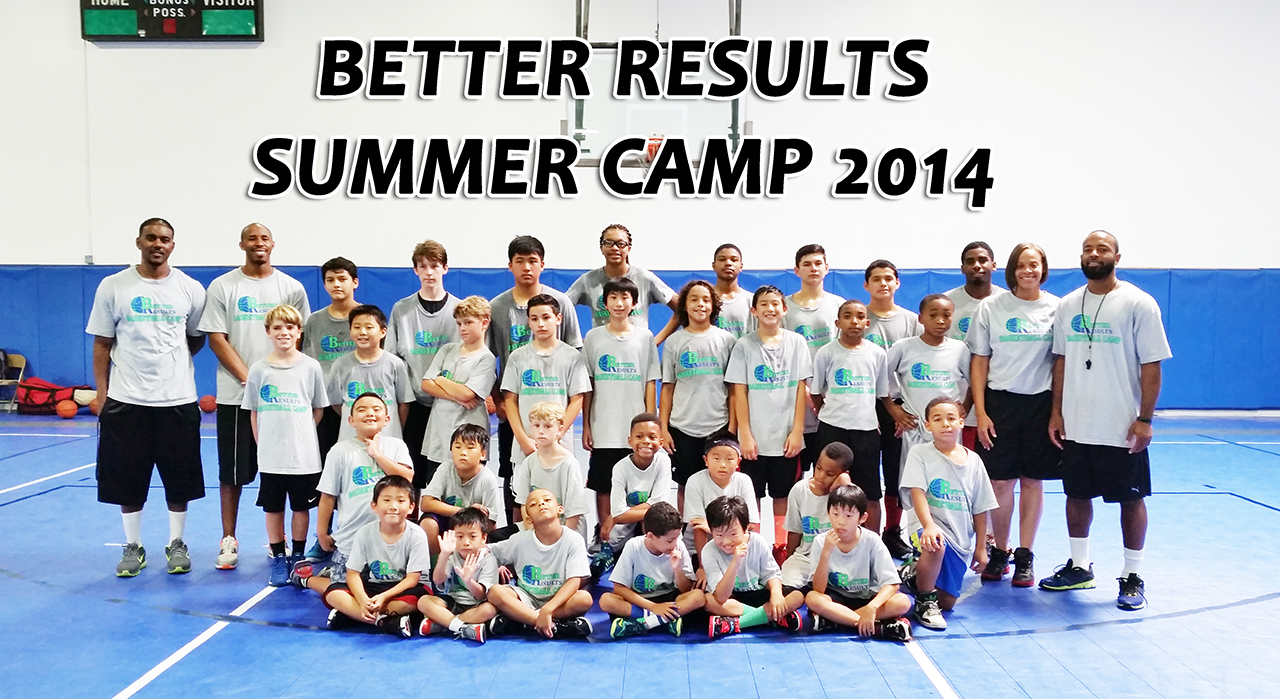 BETTER RESULTS CAMP 2014